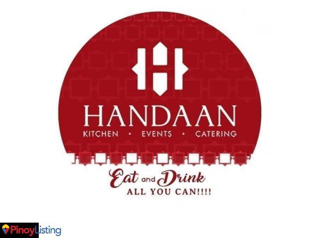 Handaan Kitchen Events Catering