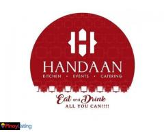 Handaan Kitchen Events Catering