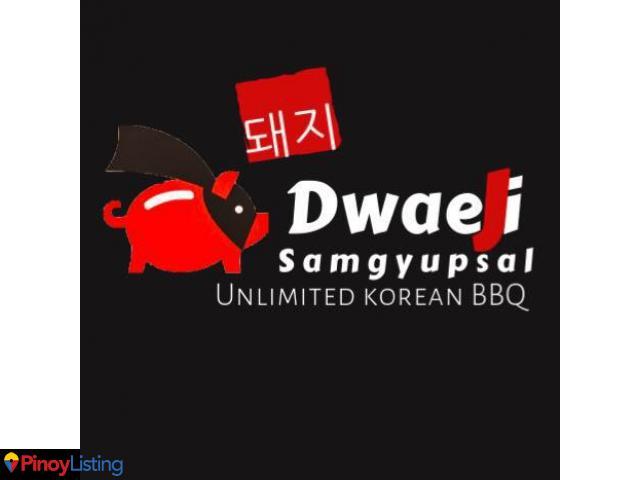 DwaeJi Unli Korean Grill - Naic