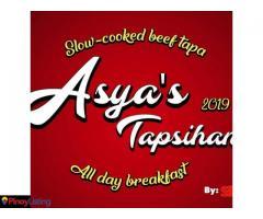 Asya's Tapsihan