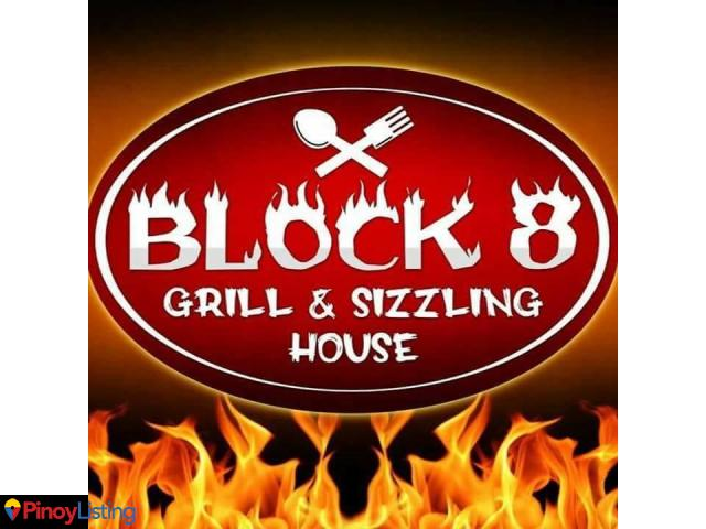 Block 8 Grill and Sizzling House