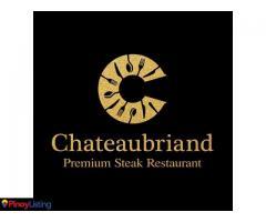 Chateaubriand Premium Steak Restaurant