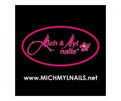 Mich & Myl Nails - SM Mall Of Asia