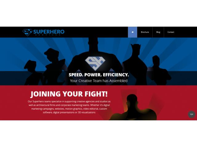 Superhero Services