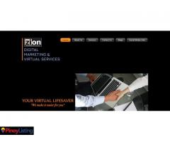 ZION DIGITAL MARKETING & VIRTUAL SERIVCES