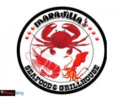 Maravilla's Seafoods, Grillhouse and Restaurant