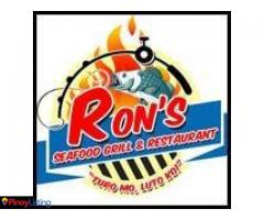 Ron's Seafoods Grill & Restaurant