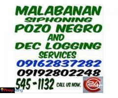 TONDO AREA  MALABANAN SIPSIP POZO NEGRO SERVICES 09453222765