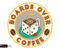 Boards Over Coffee PH
