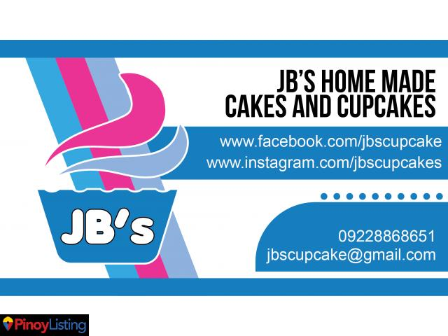 JBs Homemade Cakes and Cupcakes