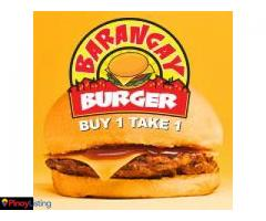 Barangay Burger