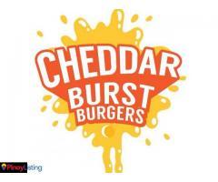 Cheddar Burst Burgers Quezon City Visayas Ave.