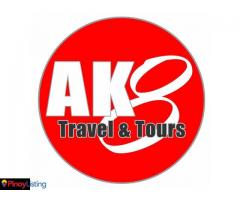 AK8 Travel and Tours