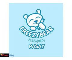 Freezybear ice candy cream bar - pasay