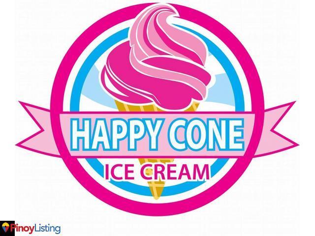 Happy Cone Ice Cream