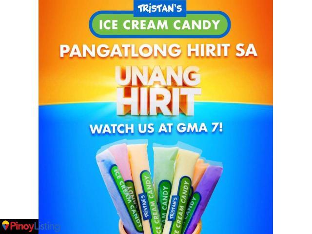 Tristan's Ice Cream Candy