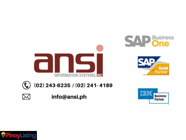 ANSI Information Systems, Inc.