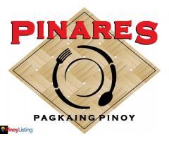 Pinares Pagkaing Pinoy