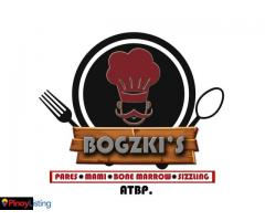 Bogzki's Food Garage