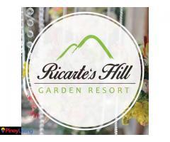 Ricarte's Hill Garden Resort