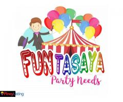 FunTasya Party Needs and Event Stylist