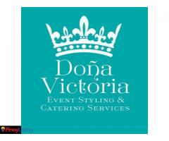 Doña Victoria Event Styling $ Catering Services