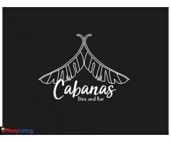 Cabanas Dine and Bar