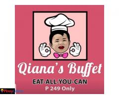 Qiana's Buffet Marikina