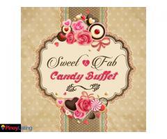 Sweet & Fab Candy Buffet