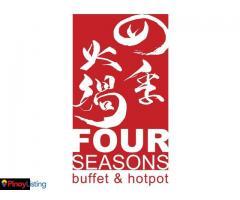 Four Seasons Buffet & Hotpot, SM Southmall