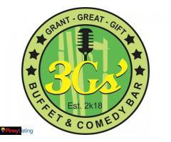 3Gs' Buffet & Comedy Bar
