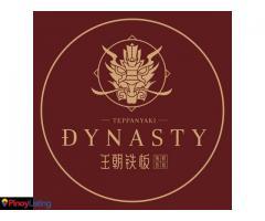 Dynasty Teppanyaki Buffet