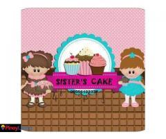 Sisters cake