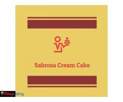 Sabrosa Cream Cake