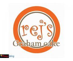 Rej's Graham Cake
