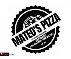 Mateo's Pizza