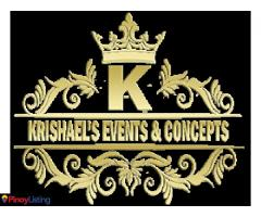 Krishael's Events & Concepts