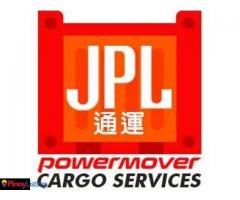 JPL Power-Mover CARGO Services