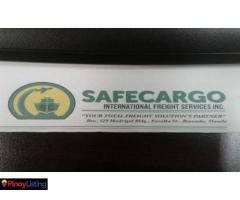 SafeCargo International Freight Services Inc