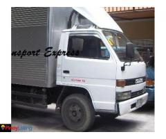 Deayang Transport Express / Lipat bahay Truck for rent / hire Philippines