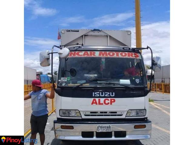 Trucking Services Philippines