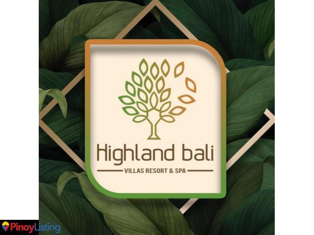 Highland Bali Villas, Resort and Spa