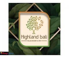 Highland Bali Villas, Resort and Spa