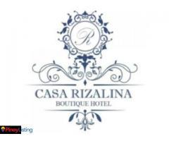 Casa Rizalina: A Boutique Hotel