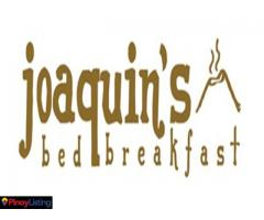 Joaquins Bed & Breakfast Tagaytay