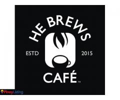 He Brews Cafe