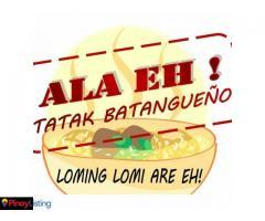 Ala Eh Batangas Lomi