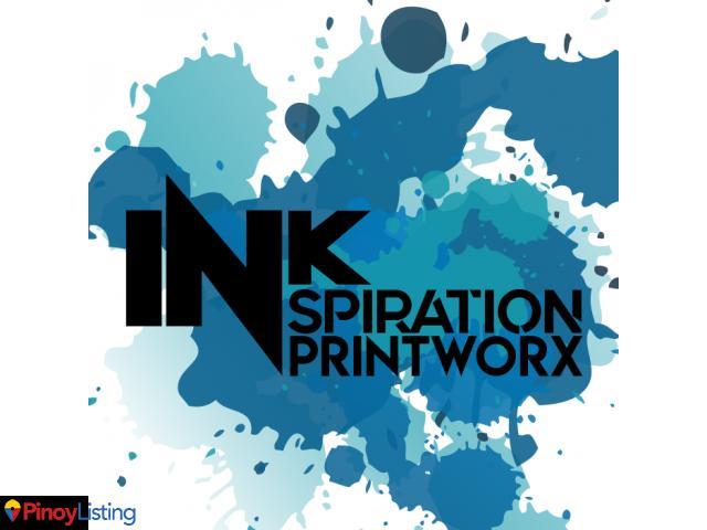InkSpiration Printworx - Best Print Shop Print Services