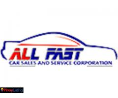 All Fast Cars Sales and Service Corp.