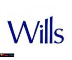 Wills International Sales Corporation